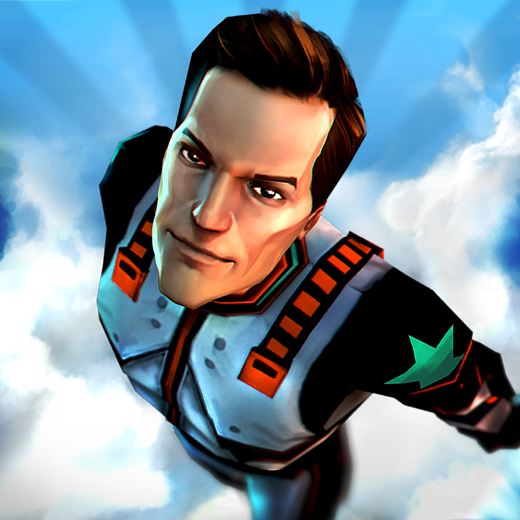 Skyman by Playerthree icon