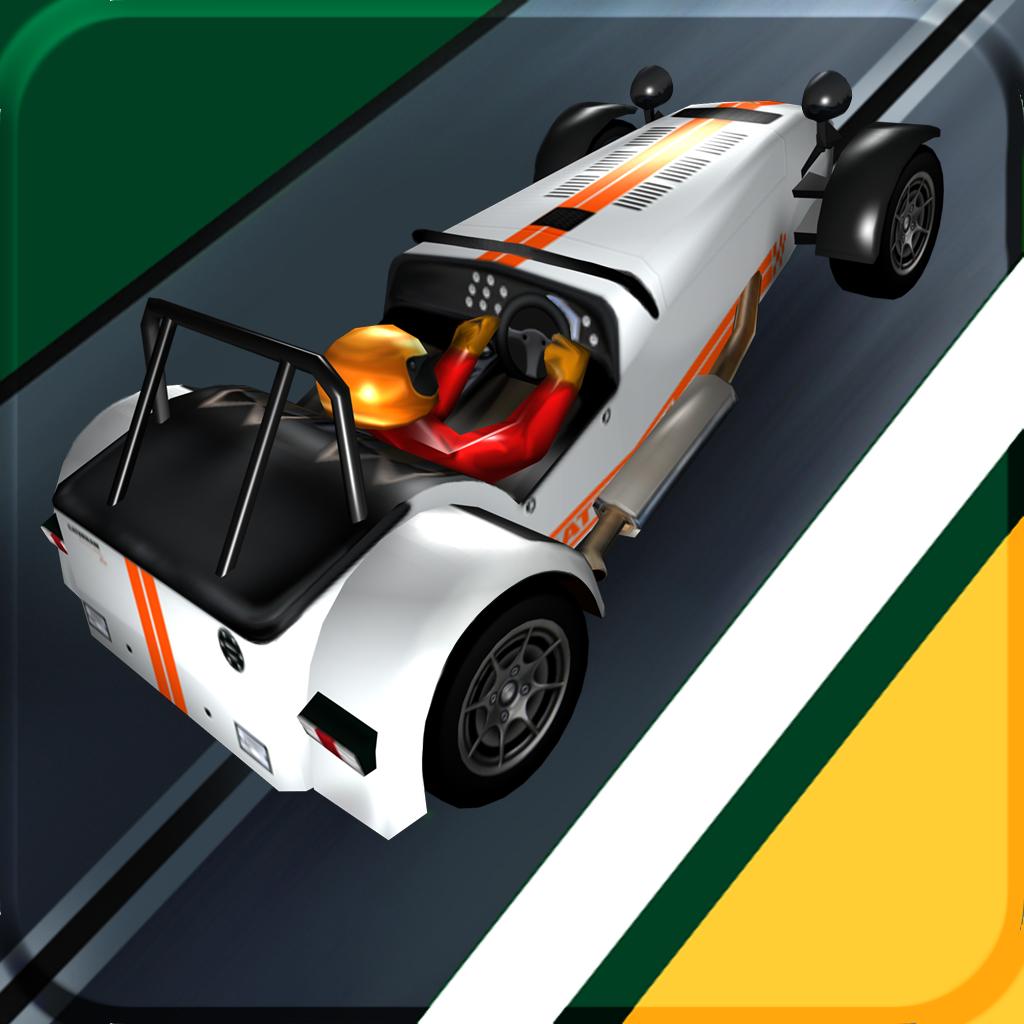 SlotZ Racer Caterham Spezial iOS